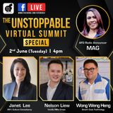 The Unstoppable Virtual LIVE Summit Sponsors