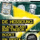 De Hessejung @ Freaky Tekkno  19-10-2012