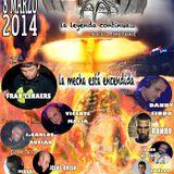 FRASH DEEPER sesión Spook Factory (La Mecha Esta Encendida) 8 marzo 2014 (2ª parte)