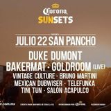 Vintage Culture @ Corona Sunsets Festival, San Pancho Beach, Mexico 2017-07-23