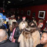 Black Opera Listening Party & Halloween 2012