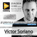 Victor Soriano - Special Set for PMB. Clubbing fm