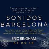 Sonidos Barcelona Eric Bingham 1.5.19