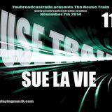 Sue La Vie's House Train mix November 2014