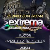 Astuni - Live @ Extrema Night Rome 25/04/2014