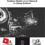 Toolbox Radio 13 DJ Absurd