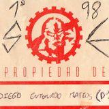 DIEGO ENTONADO @ VAN VAS OCTUBRE 1999 (CIERRE)