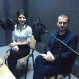 """""""Vocea studentului"""", cu medicul rezident Stefan Luchian"""