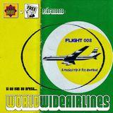 Worldwide Airlines Flight 008 - Si tu vas au Brésil... (Free&Legal)