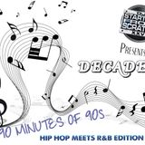 DJ STARTING FROM SCRATCH - 90 MINUTES OF 90s (HIP HOP MEETS R&B EDITION)