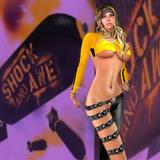 """Mixtress Angel """"Shock & Awe"""" 001"""