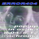 ERROR404 x achroma mix by FYS aka Bingo