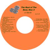 The Rest of the Best (1993-95) Disc 5