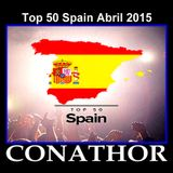CONATHOR Top 50 Spain Abril 2015