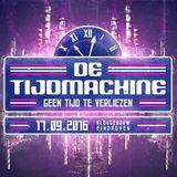Scope DJ @ De Tijdmachine - Geen Tijd te Verliezen 2016