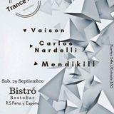 Vaison - Mix Set Ableton Live @ Bistro Pub 29/09 #Sound Proyect