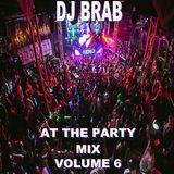 DJ Brab - At The Party Mix Vol 6 (Section DJ Brab)