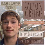 Inner Observers Presents: Dalton Greene @ Ghastly Hollows