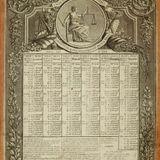 Le calendrier républicain