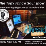 TONY PRINCE AND DAVE STABLER CANALSIDE RADIO THURSDAY NIGHT 9.30PM