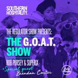 The Regulator Show - 'Goat Show' - Rob Pursey & Superix + special guest Brendan Carter