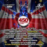 Simon Patterson Live - Future Sound Of Egypt 450 @ Victoria Warehouse, Manchester UK 01-10-2016