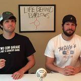 The Barlows talk Simpsons, Crash Bandicoot, and Marathons