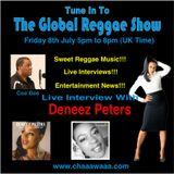 Cee Bee Global Reggae Show 003 08-07-2016