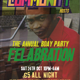 FELAbration Mix For Black History Month 2015 UK
