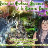 LE SENTIER DES TRADITIONS ANCIENNE ET DU ROYAUME ENCHANTÉ  – 21 oct  2014 –  nous parlons des  Elfes