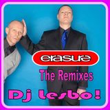 Erasure The Remixes - Dj Lesbo!