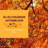 Dj Ali Coleman - Autumn 2018 Dance-Floor Bangers Part 1
