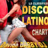 DISCO LATINO CHART #08 con Davide DABBY DJ