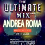 Nemesis - The Ultimate Mix Radio Show 10/2/2015 (Guest Andrea Roma)