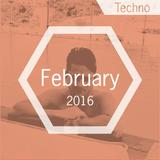 Simonic - February 2016 Techno Mix