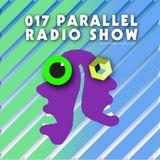 Parallel Radioshow 017 with Daniela La Luz - PROMO SPECIAL THREE