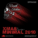 DTMIXS01 - Xmas Minimal 2010 - Mixed by Jack! Who?