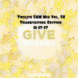 Twilite 5AM Mix. Vol. 58 Thanksgiving Edition - 11-17-17
