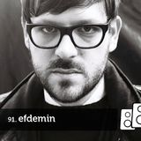 Soundwall Podcast #91: Efdemin