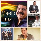DJ CANDELA SALSA Adolescentes - Eddie Santiago - Maelo Ruiz - Tito Rojas - Gilberto Santa Rosa Drops