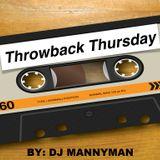 Throwback Thursday Music Mix Vol. 12