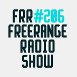Freerange Radioshow 206 - March 2017 - One hour presented by Jimpster