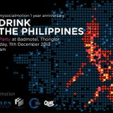 The Melting Pot live at Drink For The Philippines, BAD MOTEL BKK