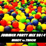 WINDY vs. TAILOR - SUMMER PARTY MIX 2014