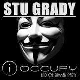 Stu Grady EDM DJ set @ iOccupy Hereford September 2012