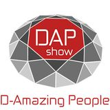 D-Amazing People Show 008 :: Hosted by Slava Chrome (Guest Mix by Elenika)
