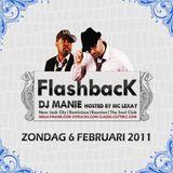 DJ MANIE presents: FLASHBACK (The Mixtape)
