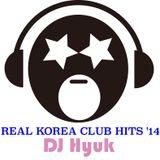 REAL KOREA CLUB HITS '14