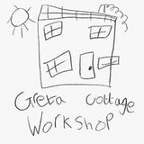 Grimes Adhesif Live @Greta Cottage Workshop 02/08/14