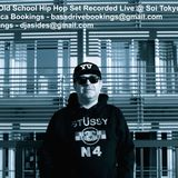 DJ A Sides Live from Soi, Tokyo (Old School Hip Hop Set) 27/12/14